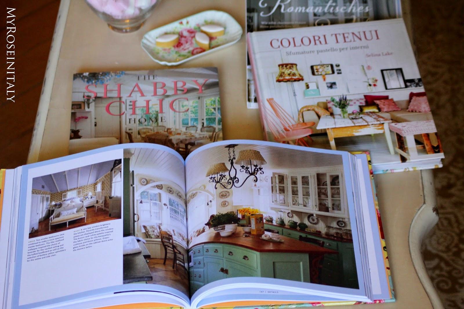 my roseinitaly: libri di arredamento - Arredare Casa Libri