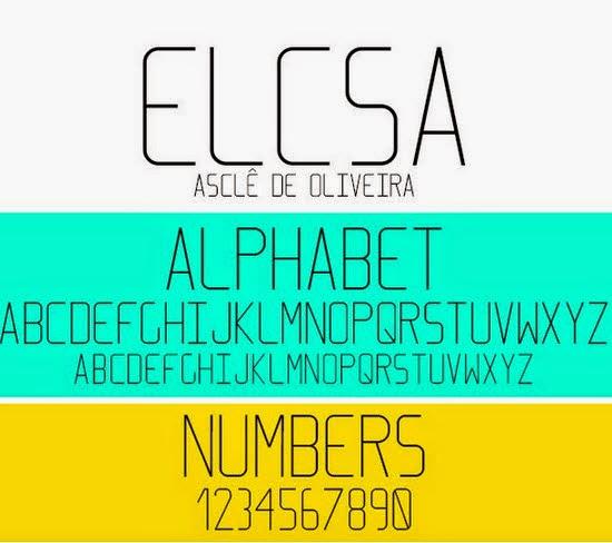 Elcsa Font