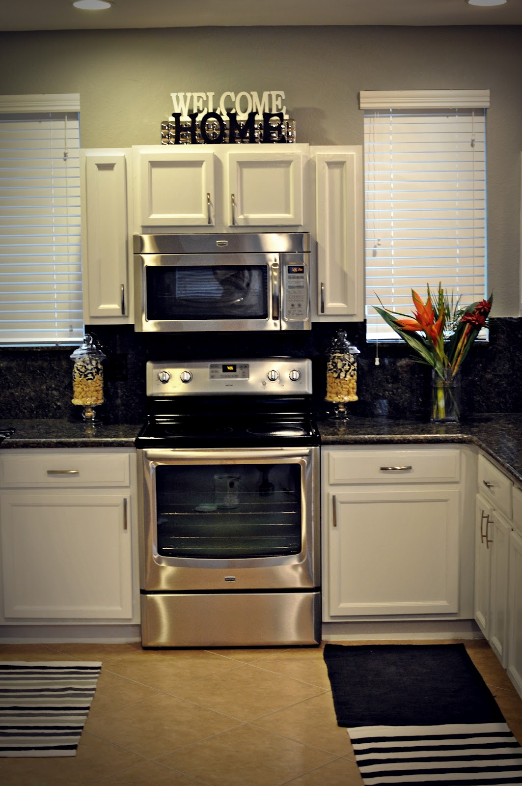 Live Laugh Decorate The Birth Of A New Kitchen On A Budget