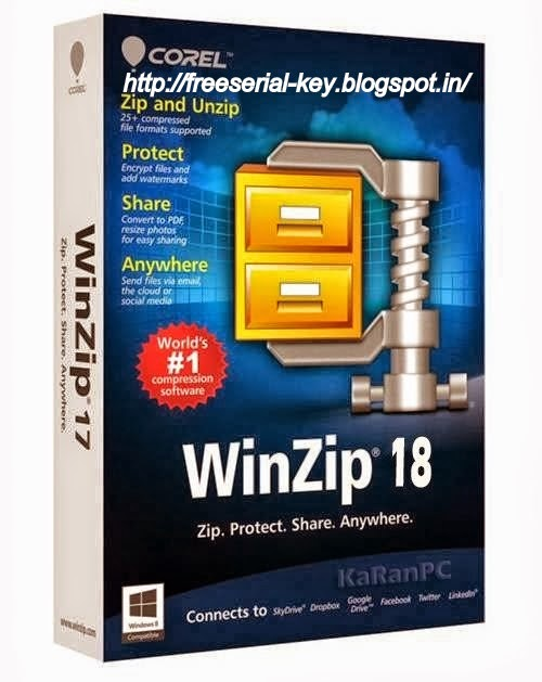 Winzip pro v18 64 32 bit patch crack