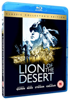 Lion Of The Desert Blu-ray