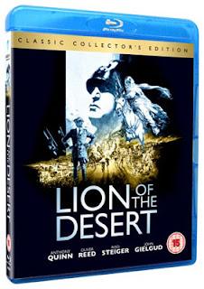 Lion Of The Desert Blu-ray