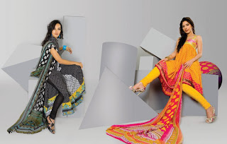 Warda Saleem Lawn Prints