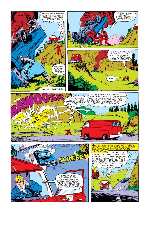 Captain America (1968) Issue #318 #246 - English 13