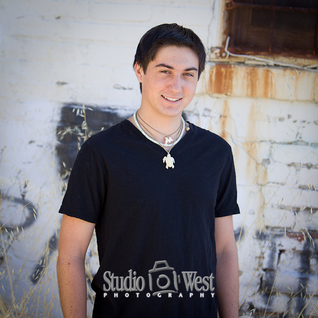 Mission Prep Senior Portrait Pictures, Atascadero Studio