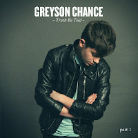 Greyson Chance Truth Be Told EP Cover Art
