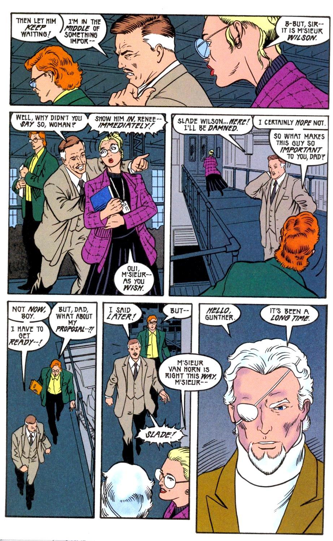 Deathstroke (1991) Annual 2 #2 - English 21