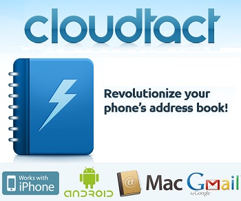 Cloudtact.com: Backup Mobile Contacts & Address Online