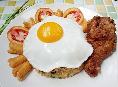 ข้าวผัดอเมริกัน (American Fried Rice)