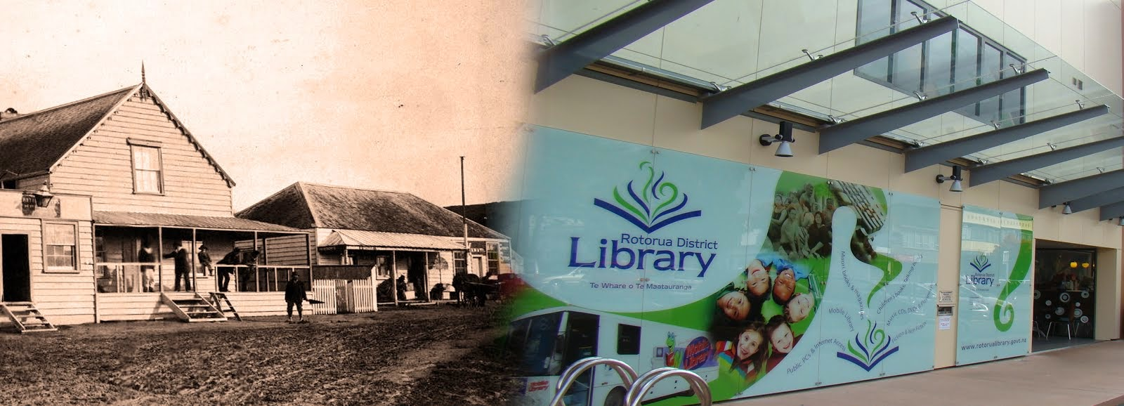 Rotorua DIstrict Library