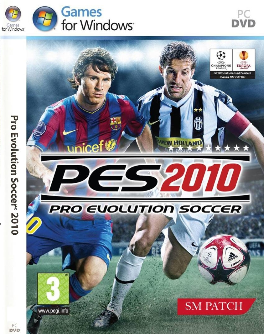 pes 10 for pc