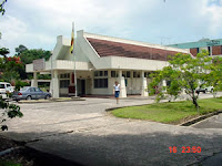 Brunei Post Office Bandar Sri Begawan