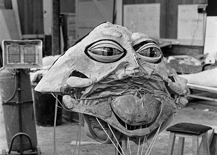 behind the scenes return of the jedi