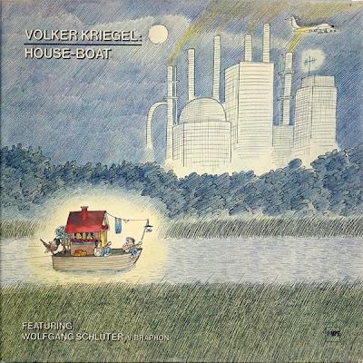 VOLKER KRIEGEL 1978 Houseboat
