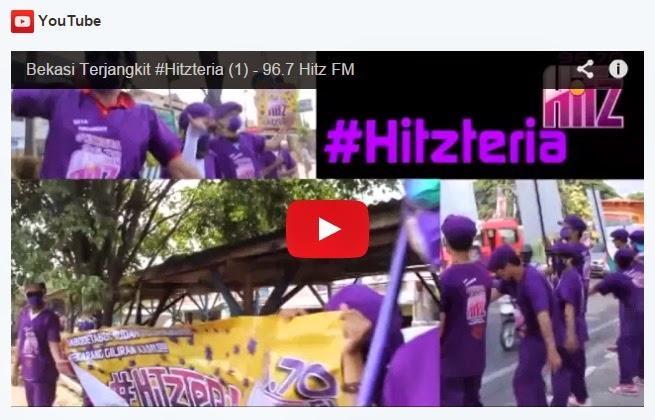 VIDEO-VIDEO : 96.7 Hitz FM