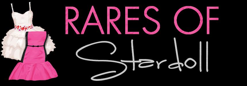 RARES OF STARDOLL