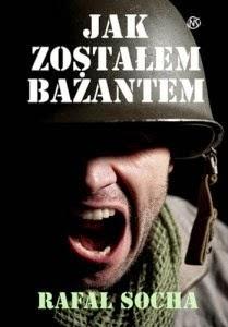 Jak zostałem bażantem rafał socha kamil czyta książki groteska absurd komedia humor wojsko żołnierz Kamil czyta książki opinia recenzja