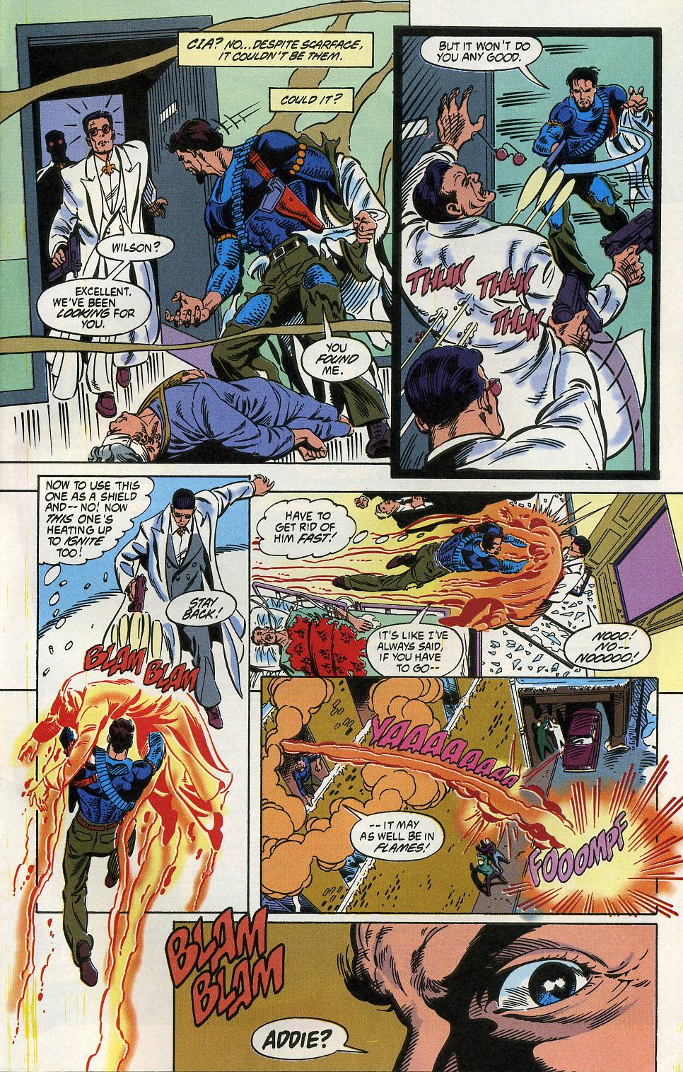 Deathstroke (1991) Issue #5 #10 - English 25