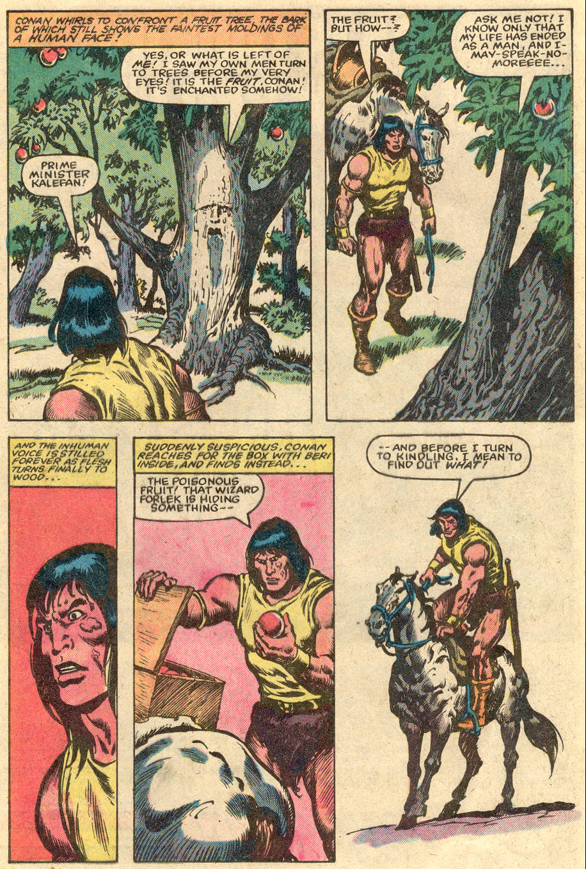 Conan the Barbarian (1970) Issue #148 #160 - English 14