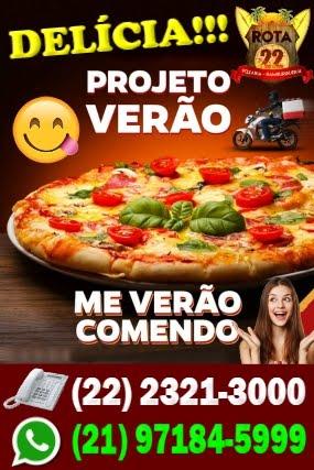 Pizzaria Rota 22 São Pedro da Aldeia