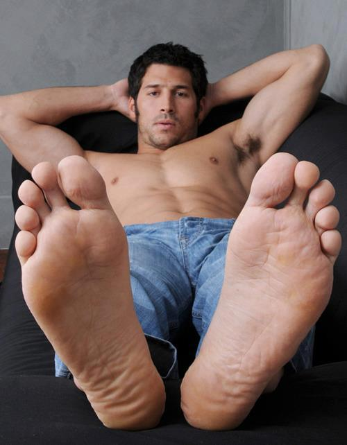 Candid dirty soles
