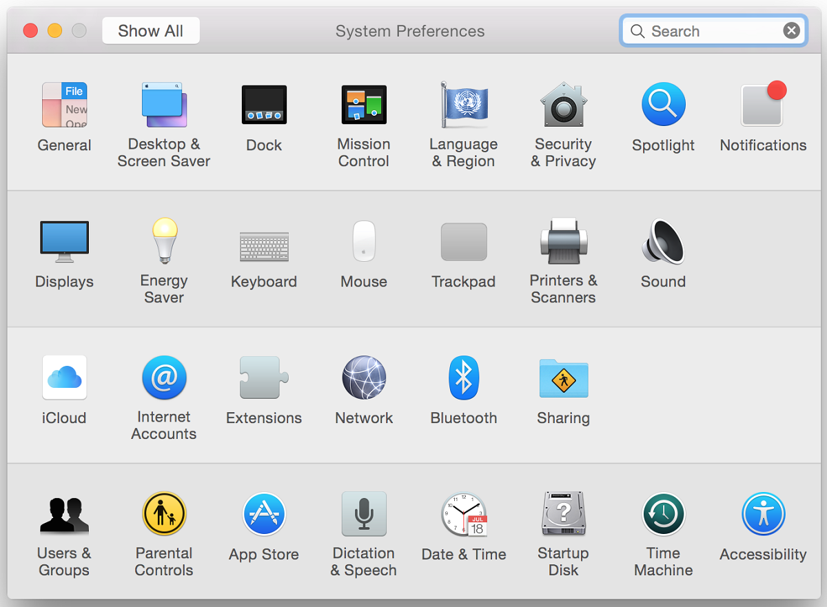 OS X 10.10 Yosemite Public Beta 2 (14A329r) Image