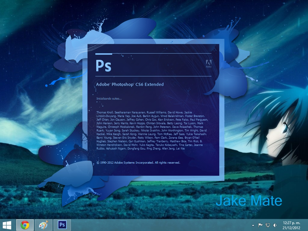 How to download/install adobe photoshop cs6 full- YouTube
