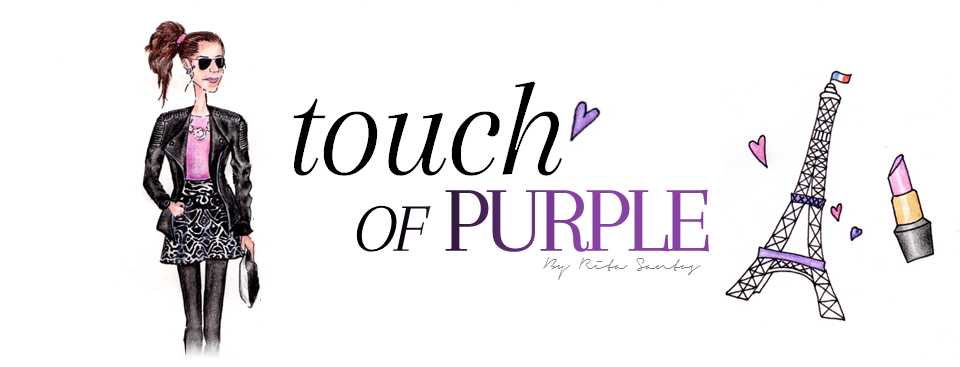 Touch of Purple