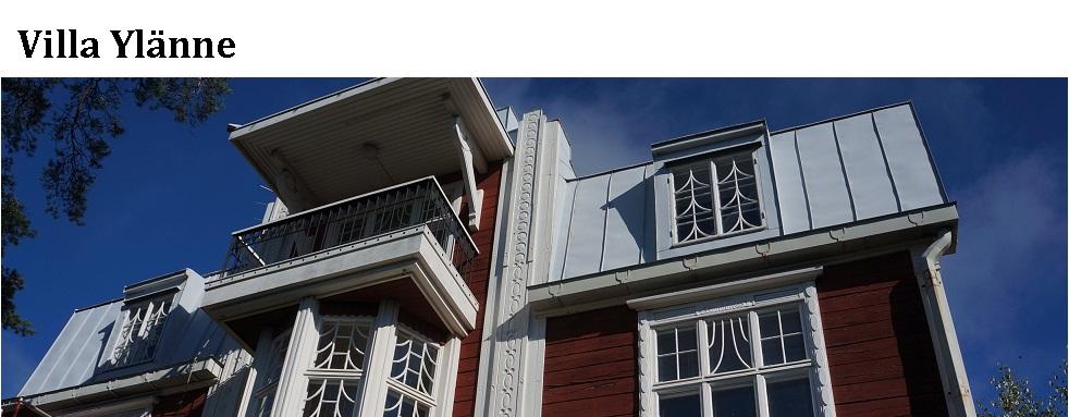 Villa Ylänne