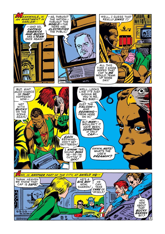 Captain America (1968) Issue #132 #46 - English 4