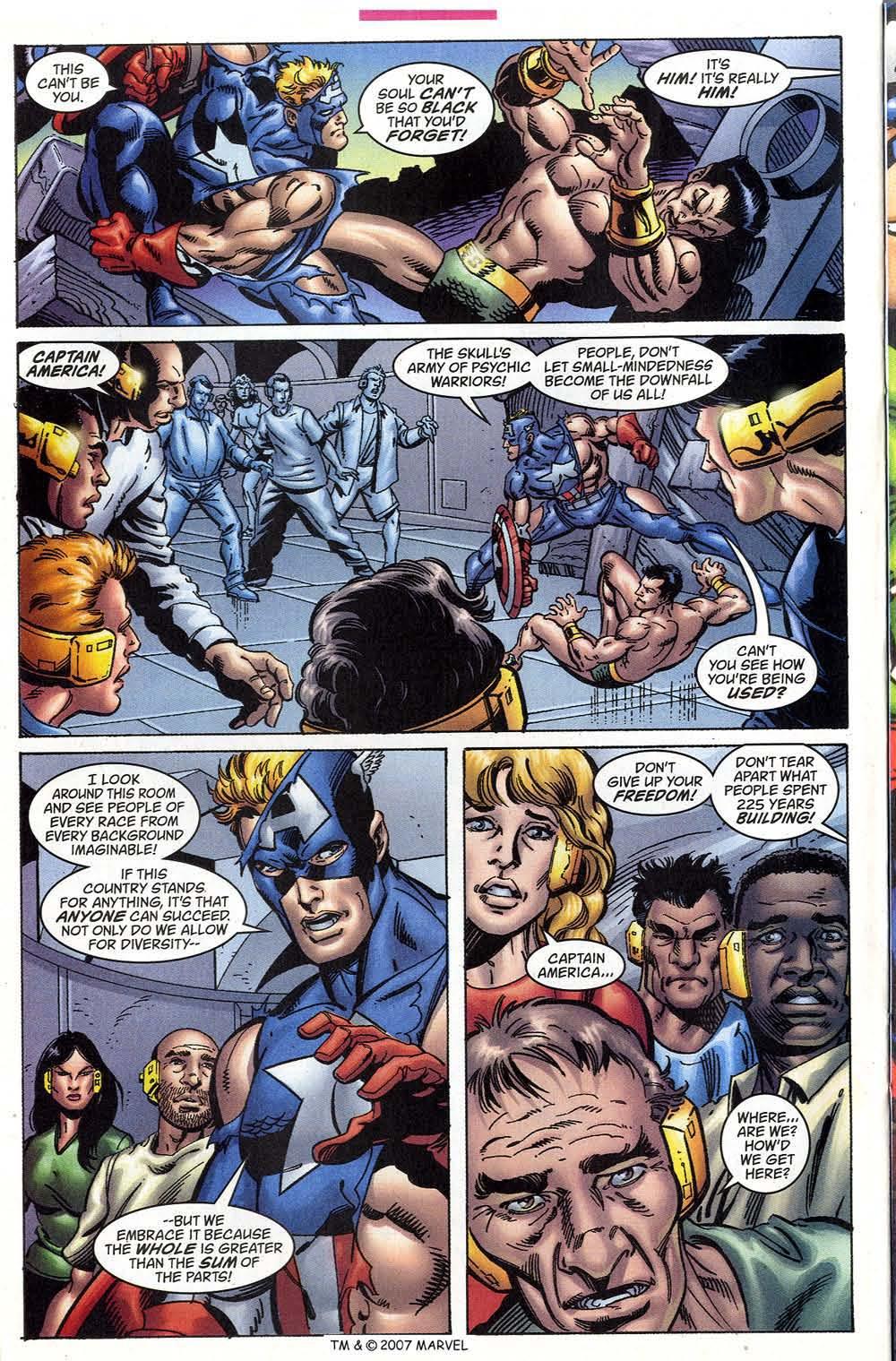 Captain America (1998) Issue #48 #55 - English 24