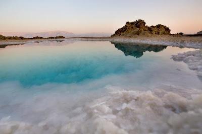 Laut Mati Sekarang Mulai Terancam Hidup