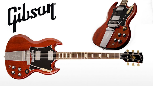 gibson sg wallpaper. Awesome Looking Gibson 50th