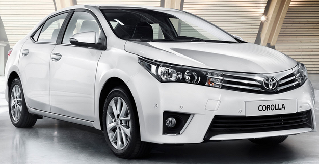 Toyota Corolla 2015 Price in Pakistan XLI