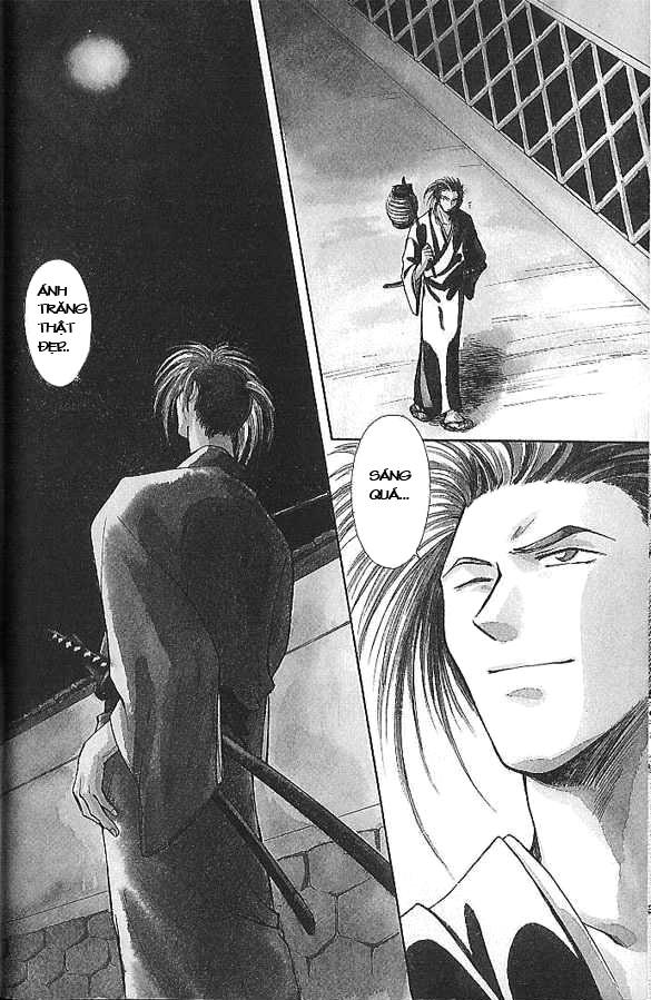 Soshite Haru No Tsuki chap 2 - Trang 3