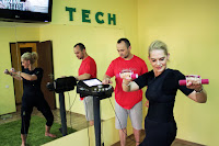 It's Body Time - Manuela Harabor @ Studio Body Tech with Robert Buzatu