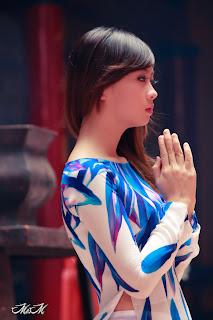 Co giao dep nhat viet nam 001 Chân dung cô giáo đẹp nhất Việt Nam