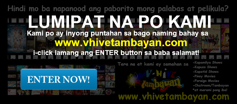 V-Hive Live TV has Moved! Visit us now at www.vhivetambayan.com