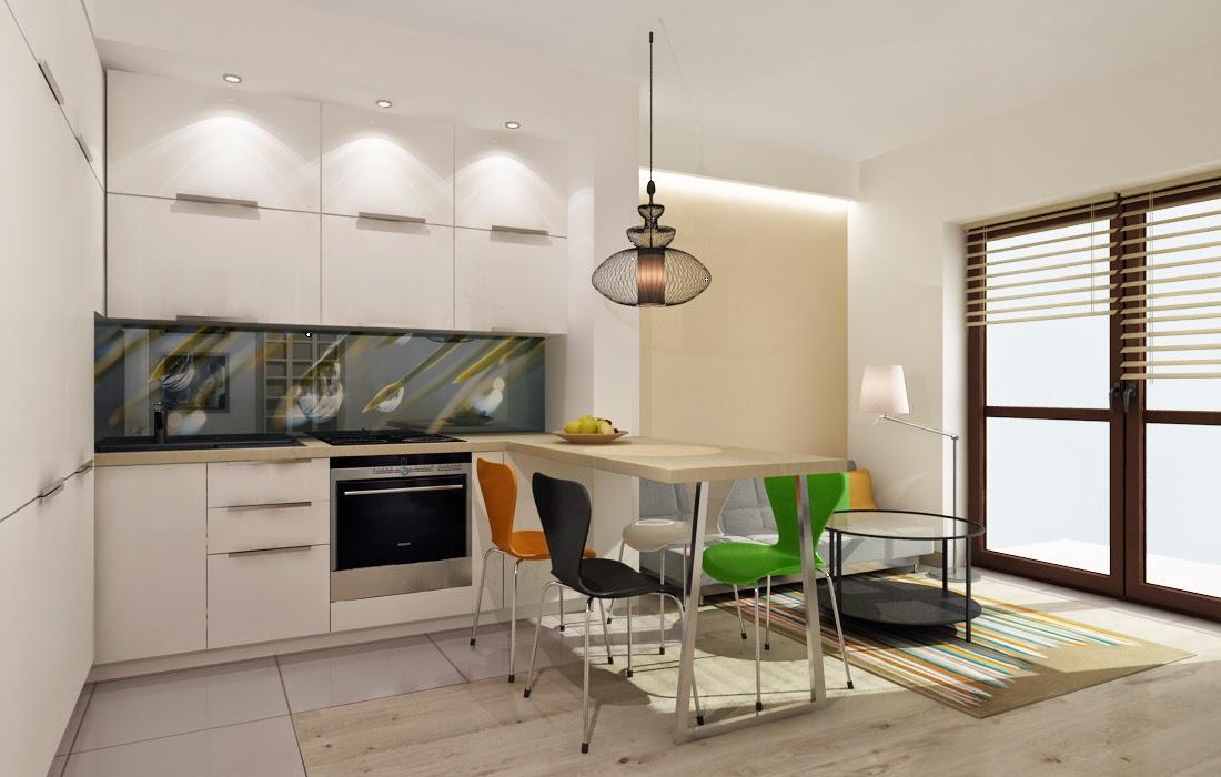 All Design Małe Mieszkanie