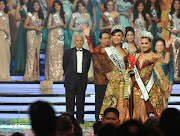 Foto Images Miss Indonesia 2013 Whulandary Herman