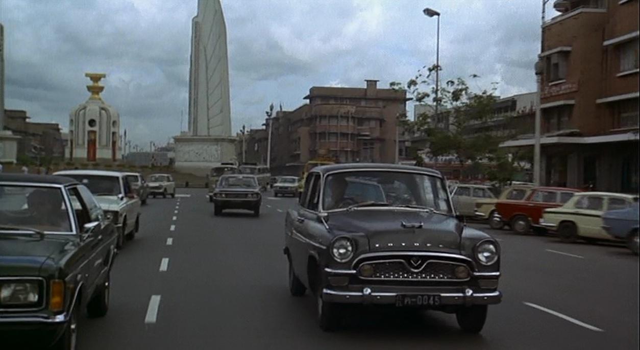 James Bond Locations Bangkok Car Chase