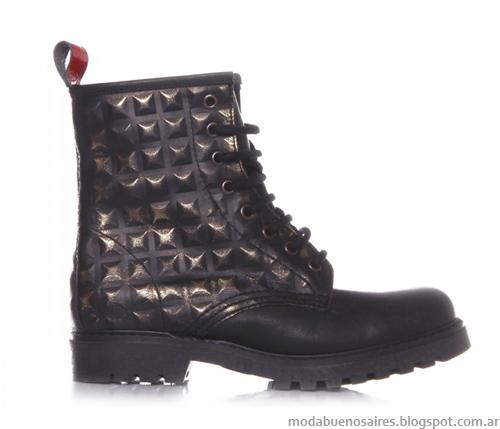 Zapatos borcegos invierno 2013 Ricky Sarkany