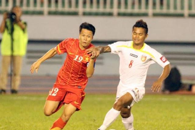 Kèo thơm cá cược U23 Việt Nam vs U23 Myanmar