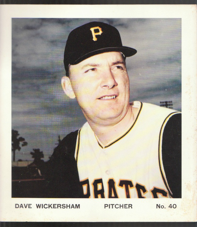 Dave Wickersham 1968