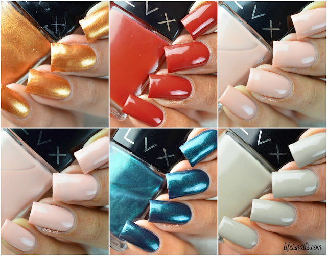 LVX Lacquers Fall Collection
