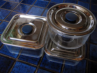 Pyrex Food Storage Containers