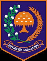 Logo Kementerian Dalam Negeri [Kemdagri]