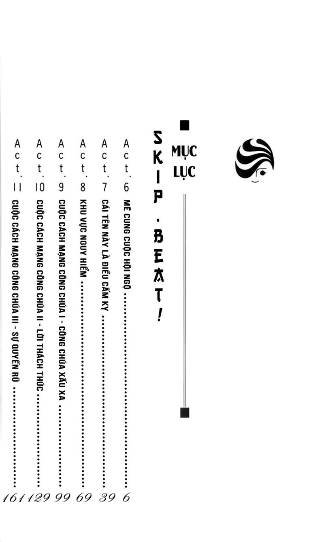 Skip Beat Chapter 10 - Trang 4