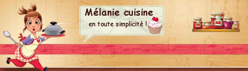 Mélanie cuisine