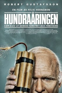 The 100-Year-Old Man Who Climbed Out The Window and Disappeared (2013) - Movie Review